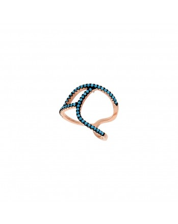 Greek Rings DS-RG251Q-R